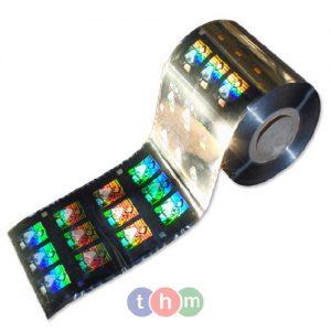 Tem cuộn Hologram chống giả Tân Hoa Mai
