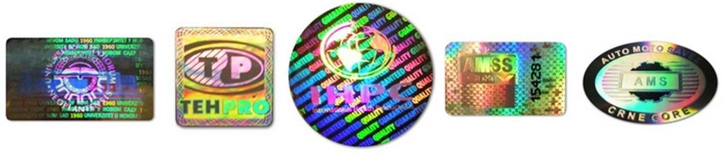 Tem chống hàng giả qrcode hologram với nhiều thiết kế và chất liệu nền khác nhau được Tân Hoa Mai cung cấp.