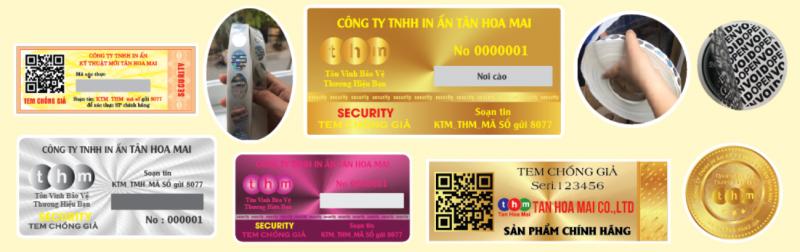 Tem Điện Tử SMS Chống Hàng Giả 9