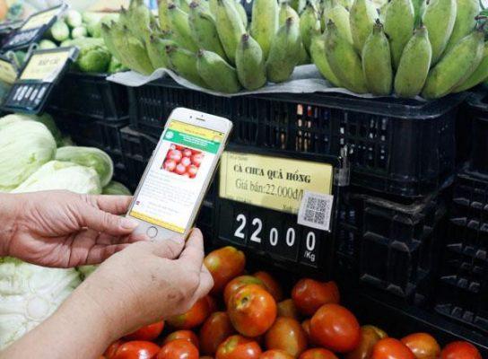 Thói quen quét mã QR Code truy xuất nguồn gốc sản phẩm của người tiêu dùng