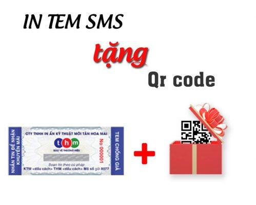 Tặng Qr Code Khi In Tem Điện Tử SMS 7