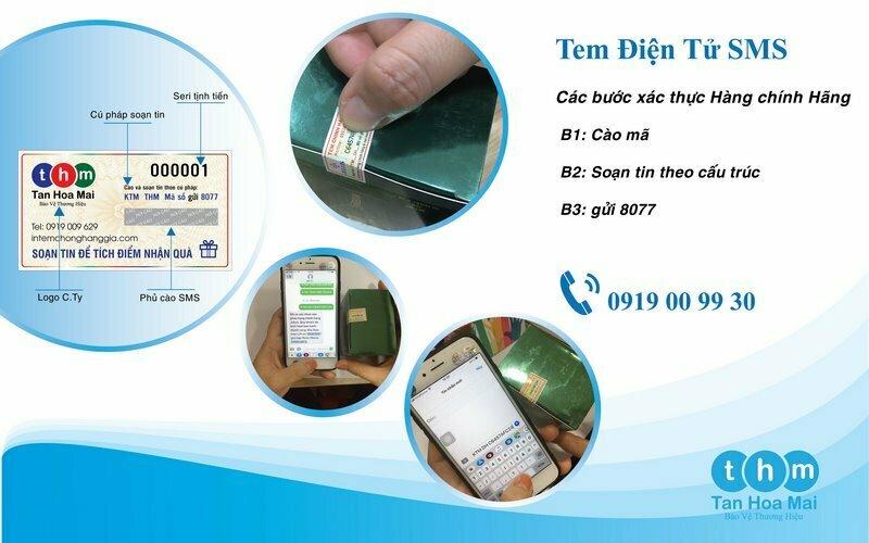 Kiểm tra tem điện tử chống giả