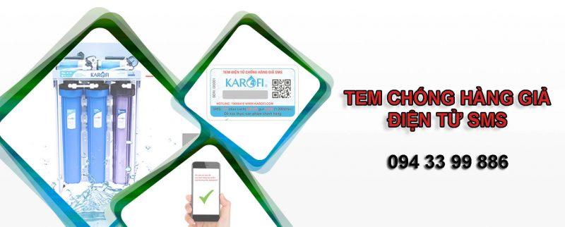 tem chống giả điện tử sms Tân Hoa Mai